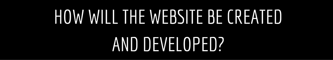 Start online business ecommerce: website development