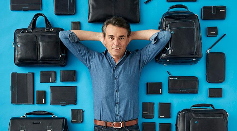 Piquadro CEO Marco Palmieri