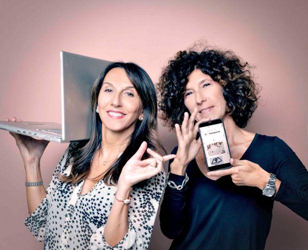 Francesca Colombo CEO Powderly Female Empowerment