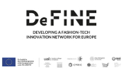 Define_Logo_100 Fashion Technology Accelerator