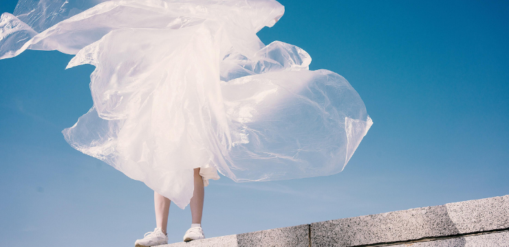 air clean air sustainability sustainable fashion NFT pollution